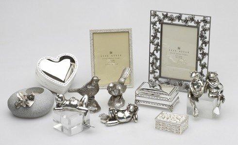 Подарок на серебряную свадьбу что
