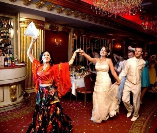Цыганский ансамбль на свадьбу