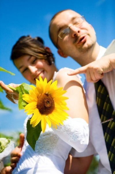 Цветочный сценарий выкупа невесты