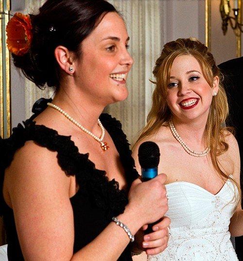 Поздравление тост на свадьбу от свидетельницы
