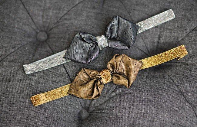 Как сделать галстук бабочку для мальчика своими руками