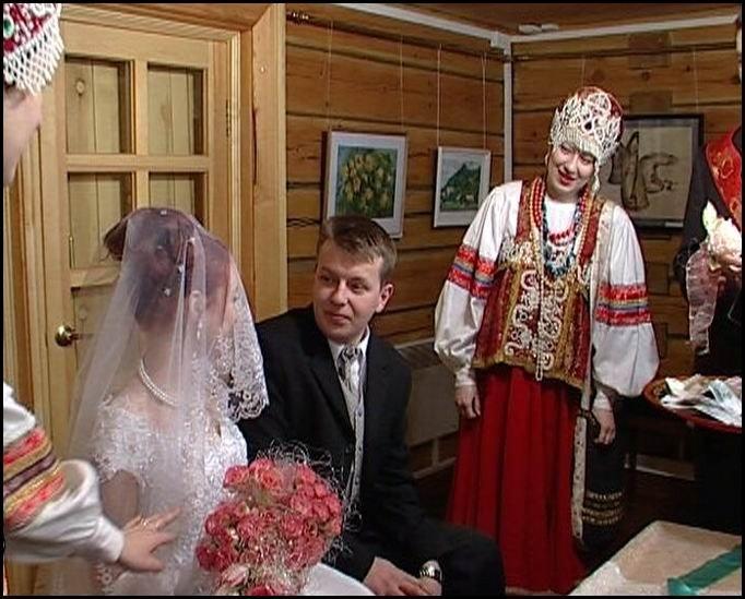Свадебные традиции в россии какие они