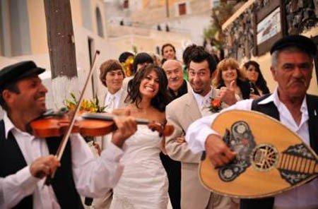 Свадьба на островах рай для