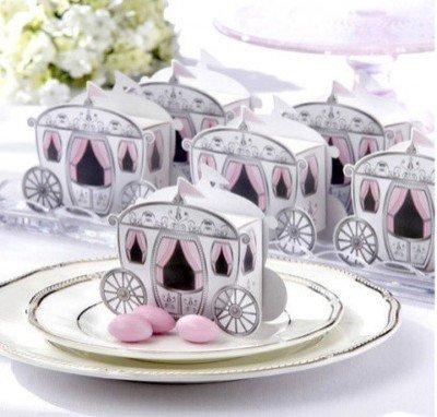 Вручения подарков гостям на свадьбе