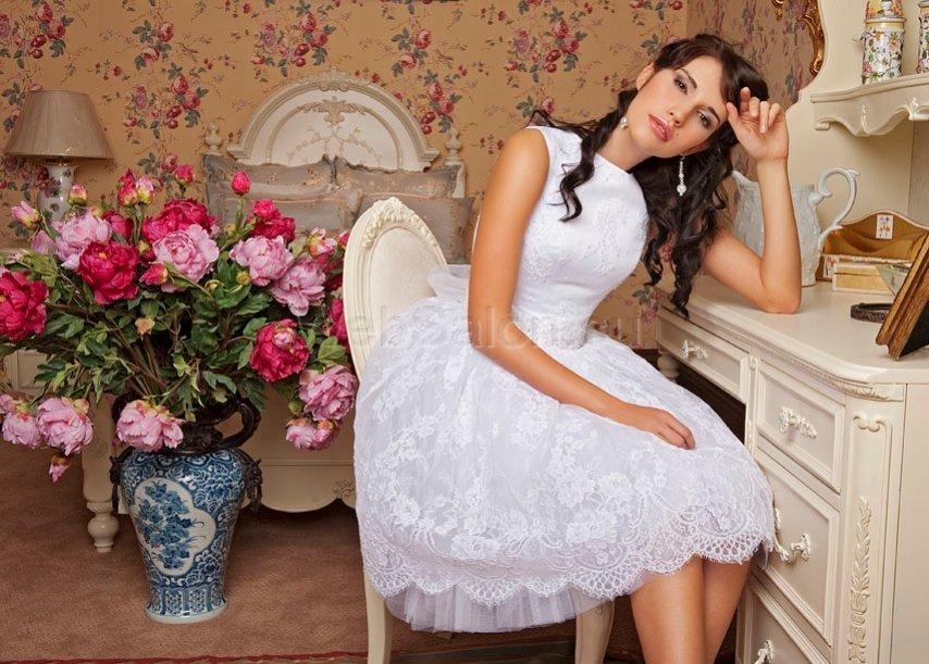 Свадебное платье взять в прокат 9