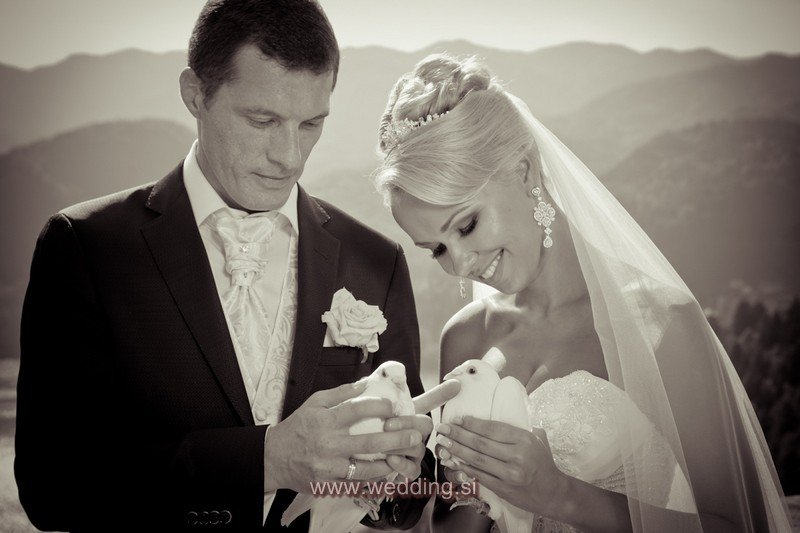 28 lake bled slovenia wedding (����������)