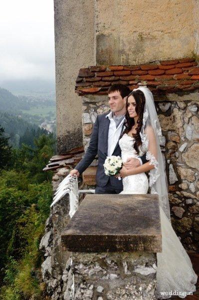 za granicej svadba bled