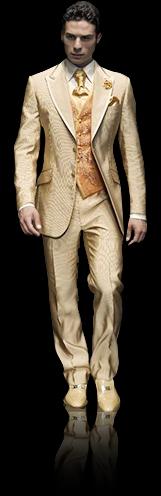 Мужской костюм в таком виде, в котором принято его носить сейчас, появится в гардеробах сравнительно недавно. Прародитель современного мужского костюма